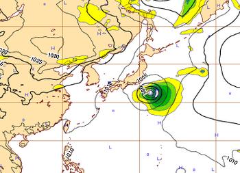 2014年9月29日の天気図の予報.png